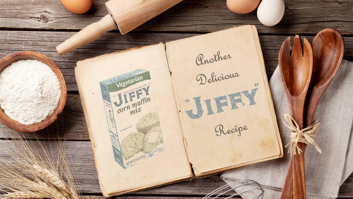 Jiffy Corn Fritters