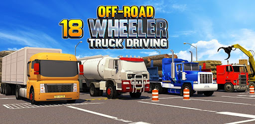Offroad 18 Wheeler Truck Driving - by Yes Games Studio