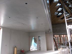 Plafond Salle de Réunion - Rez de chaussée