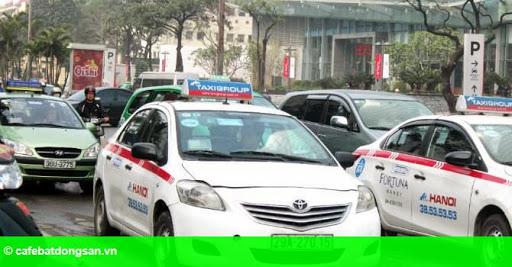 Hình 1: Cước taxi sắp đồng loạt tăng, cao nhất 1.000 đồng/km