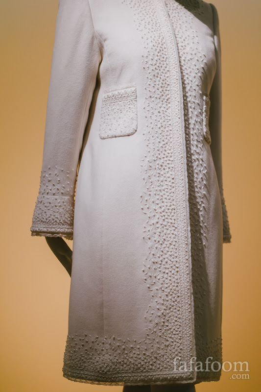 Oscar de la Renta, Day dress, Pre-Fall 2013.