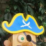 Скворечник в форме пирата