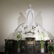 Msza św z aktem poświęcenia Niepokalanemu Sercu NMP