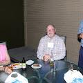 Sharon and Duke Campbell, Woody Morgan