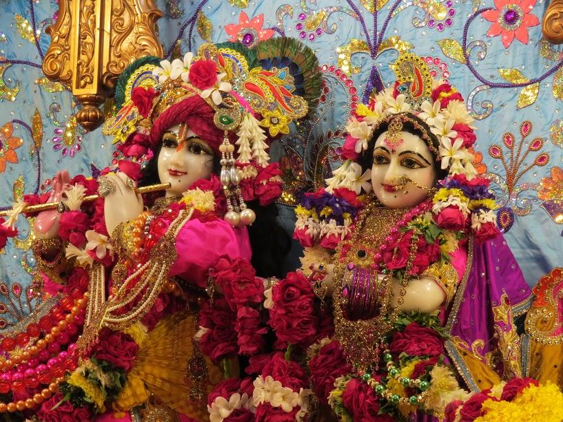 ISKCON Vallabh vidhyanagar Deity Darshan 04 jan 2017 (12)