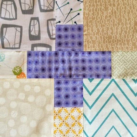 April Stitch Tease Blocks