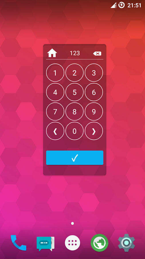 Digit Control- screenshot