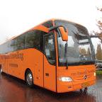 Mercedes Tourismo van Van Fraassen Travelling bus 496