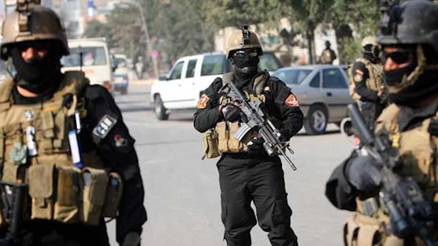 اغلاق المنطقة الخضراء ببغداد حتى هذا التاريخ.