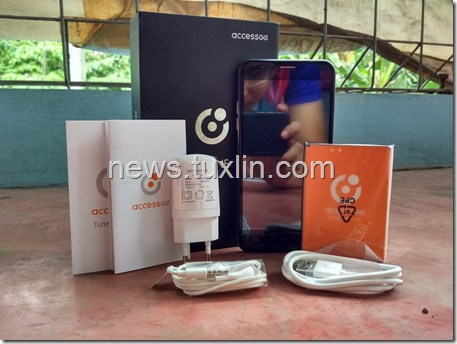 Paket Pembelian Accessgo Gotune 3