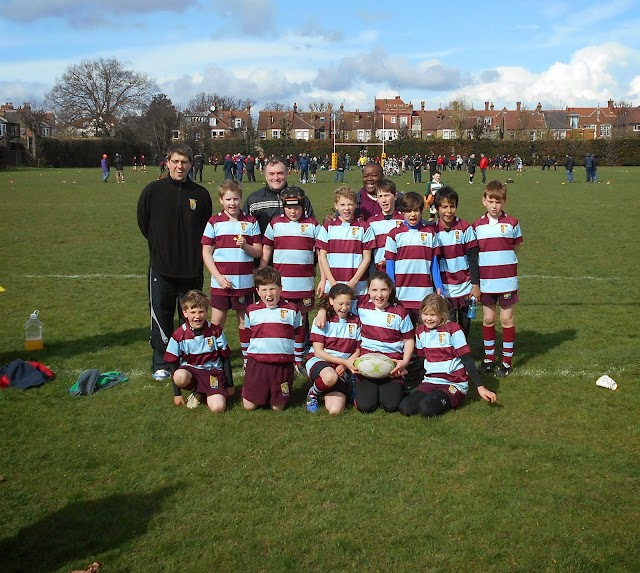 Chiswick Rugby Football Club - Juniors