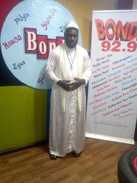 [Music] Bishop Ori Radio - Iyin Ailopin (September Edition) On BondFM 92.9