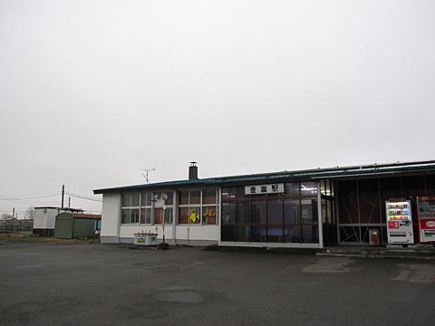 JR豊富駅