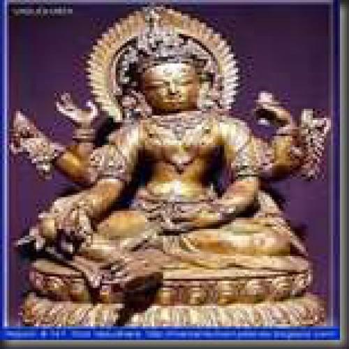 God Vasudhara