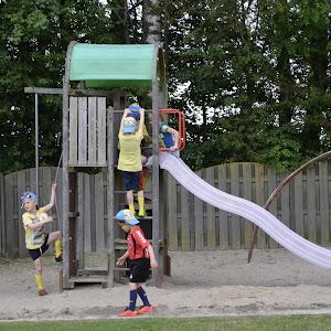 Revival StratenkorfbalToernooi Kinders prijsuitreiking