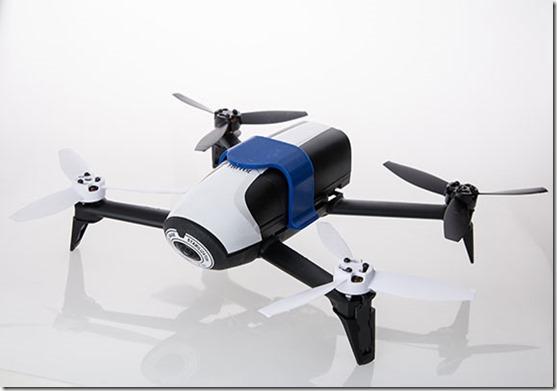 droni stampanti 3d concorso parrot