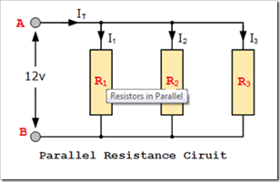 parallel-resistance-circuit
