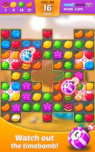 Lollipop: Sweet Taste Match 3 4