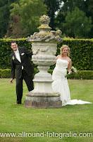 Bruidsreportage (Trouwfotograaf) - Foto van bruidspaar - 137