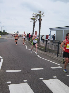 Southend Half Marathon 12th June 2011