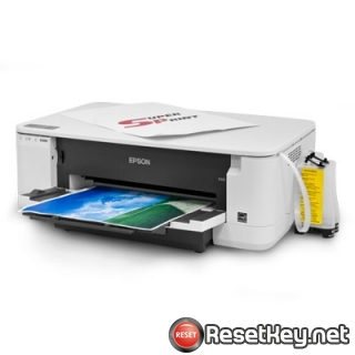 Reset Epson K101 End of Service Life Error message
