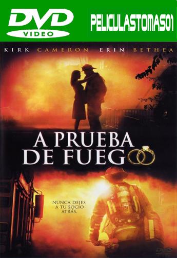 A prueba de fuego (2008) DVDRip
