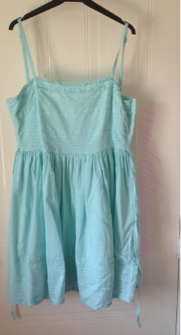 Topshop Mint Green Dress