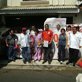 PlantonSolidaridadConHonduras