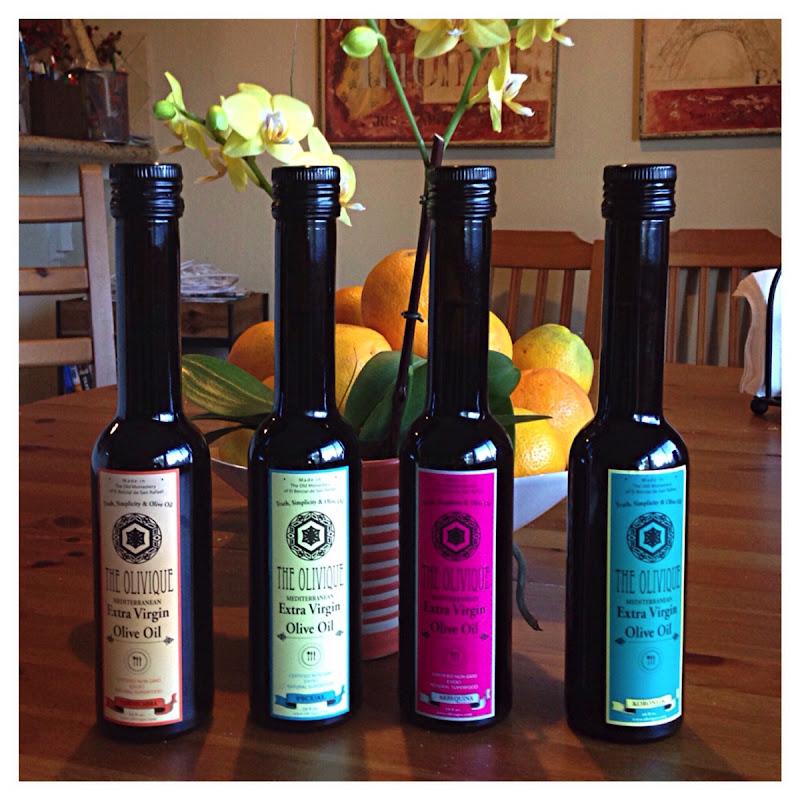 The Olivique Olive Oil