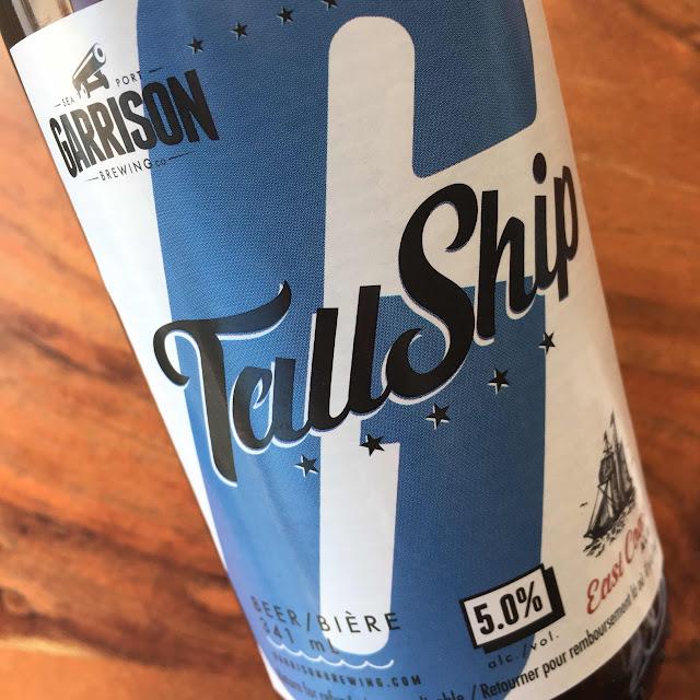 tall ship beer