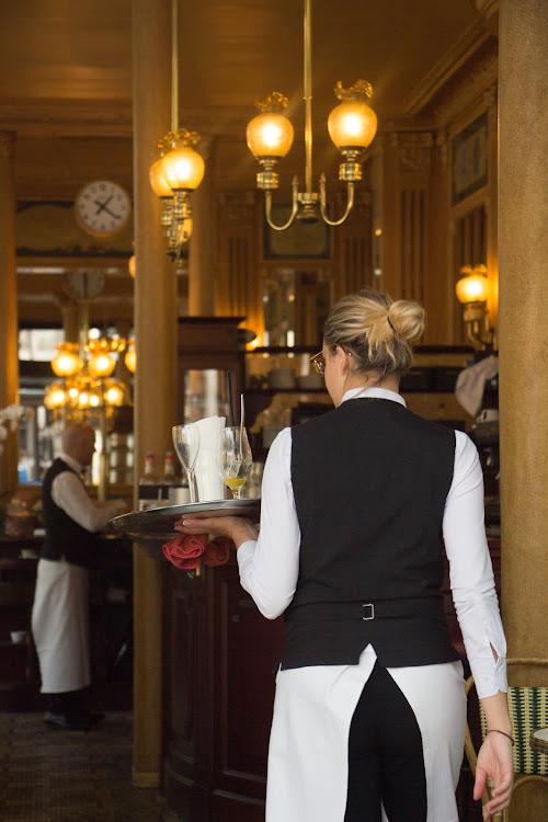 Bar, Paris