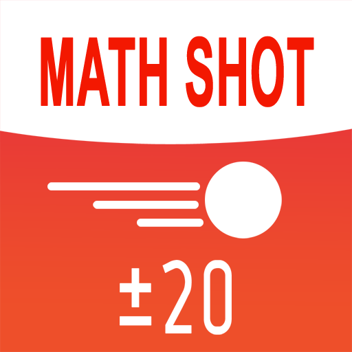 Math Shot Add and Subtract 20