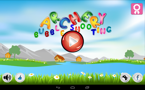 Archery - Bubble Shooting- screenshot thumbnail
