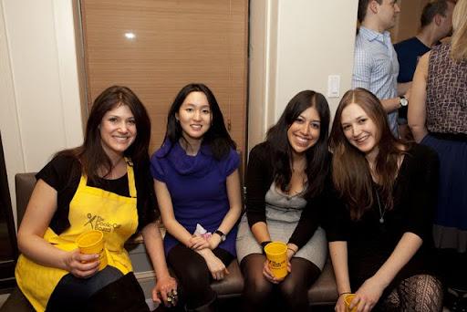 Michelle, Tiffany, Alexis, Alison