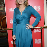 WWW.ENTSIMAGES.COM -   Charlotte Hawkins arriving  at     Great Britain - press night at Theatre Royal Haymarket, London September 26th 2014West End Opening at Theatre Royal Haymarket for Richard Bean's GREAT BRITAIN -  Play about an ambitious tabloid editor in production described as anarchic satire about the press, the police and the political establishment.                                                    Photo Mobis Photos/OIC 0203 174 1069