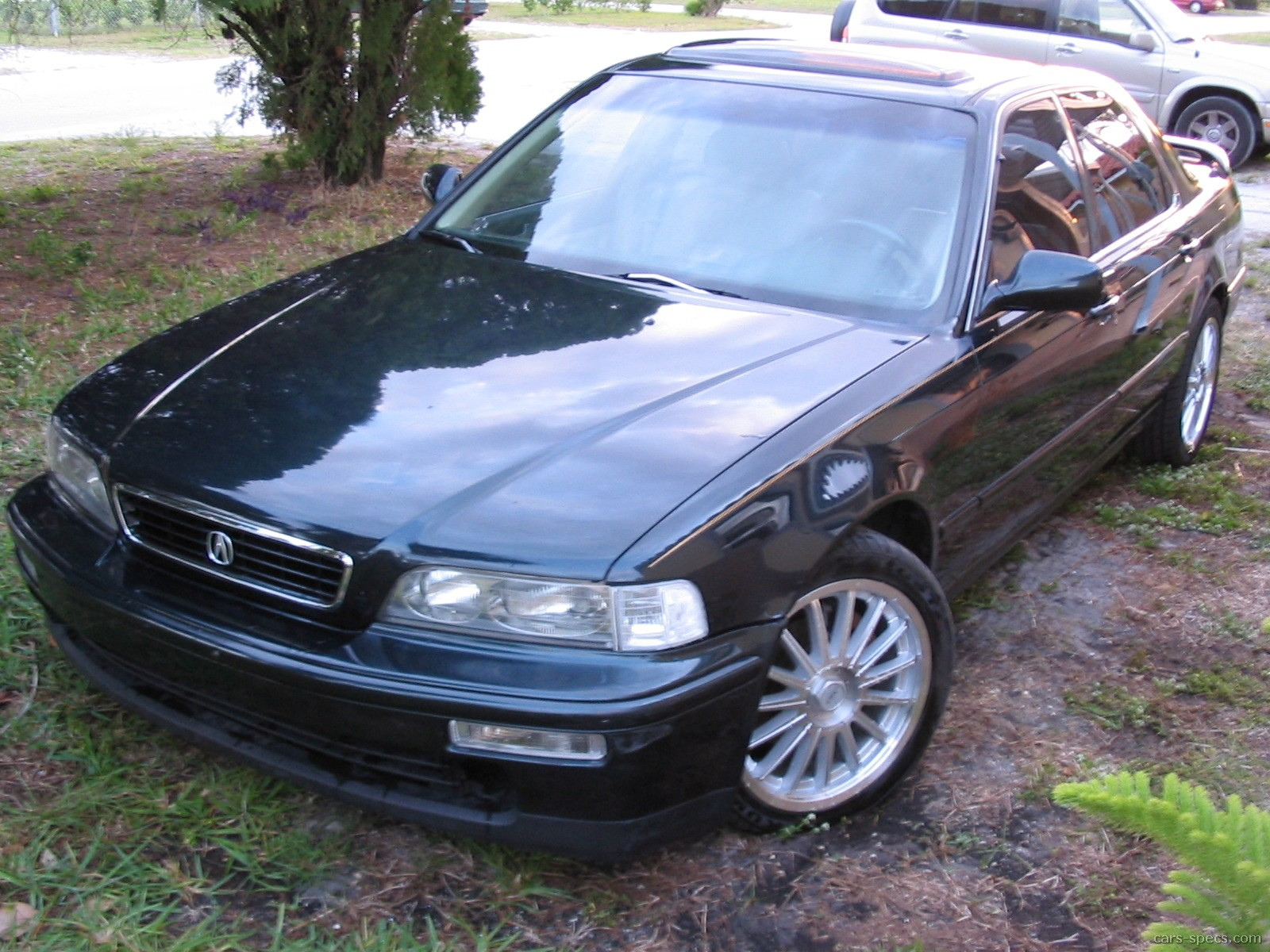 1991 Acura Legend Sedan Specifications, Pictures, Prices