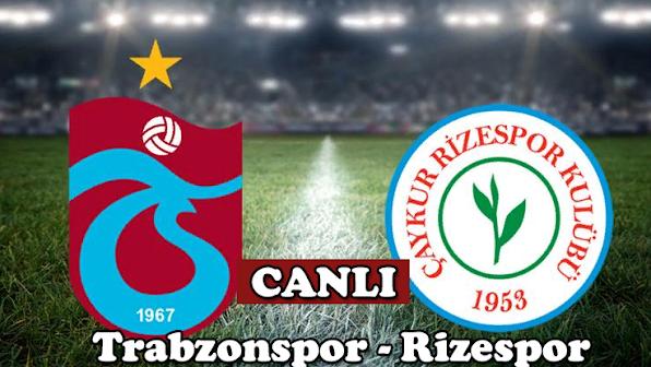 Trabzonspor - Rizespor Jestspor izle
