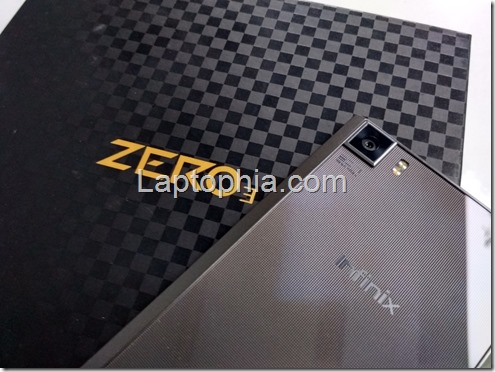 Preview Infinix Zero 3 X552