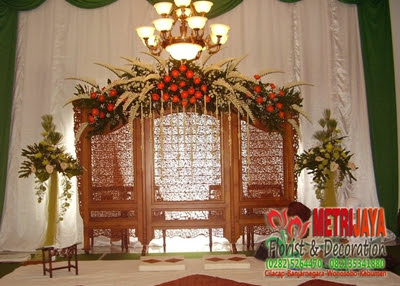 wedding decoration / dekorasi pengantin wonosobo