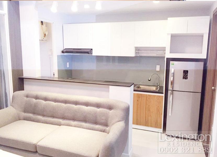 bán căn hộ 1PN Lexington Residence phường An Phú Quận 2