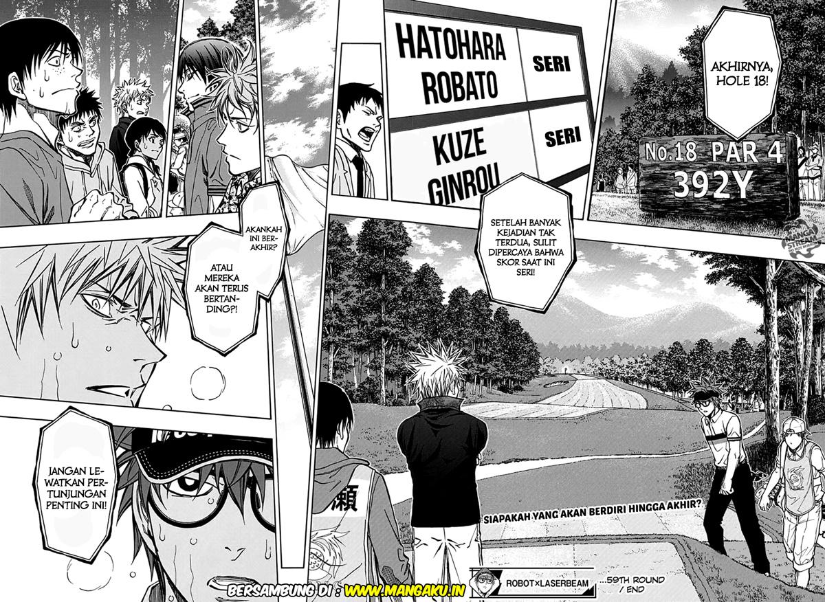 Baca Manga Robot x Laserbeam Chapter 59 Komik Station