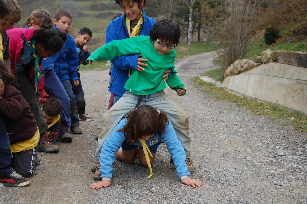 Sortida Castors i Llops a la Roca del Secut 2010 - DSC_0770.JPG