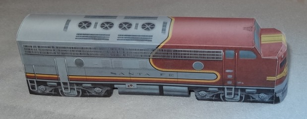 1936 Super Chief – ATSF