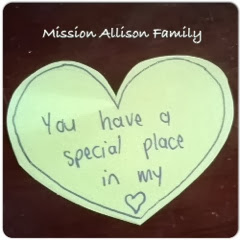 Random Acts of Kindness - hide paper heart notes