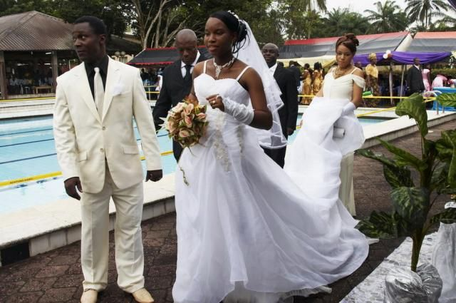 African Traditional Wedding Attire That Will Make You Want To Get Married 6