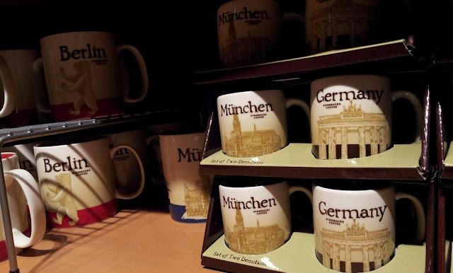 Starbucks, Bayer St 10A, 80335 Munich, Germany