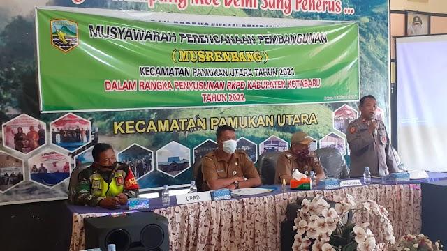 Musrenbang RKPD di Pamukan Utara Komitmen Akomodir susulan