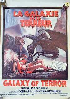 Galaxy of Terror Belgian14x20 #1