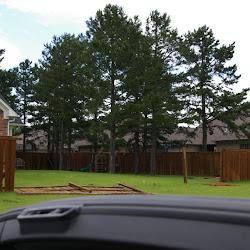 Conway Storm Damage Photos