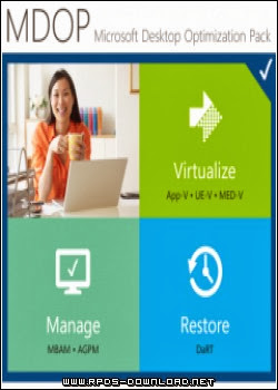 image Microsoft Desktop Optimization Pack 2013 R2 ISO